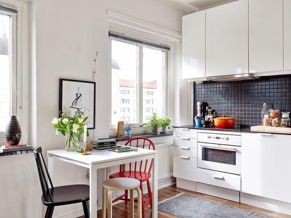 Bật mí cách thiết kế nội thất đa năng cho phòng bếp chật