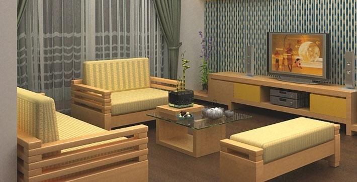 So sánh sofa khung gỗ và khung inox
