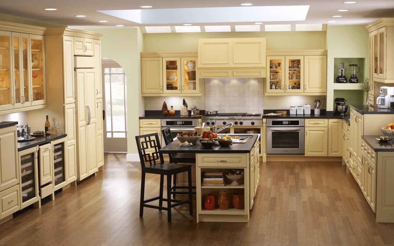 Người phương Đông quan niệm thế nào về phòng bếp?