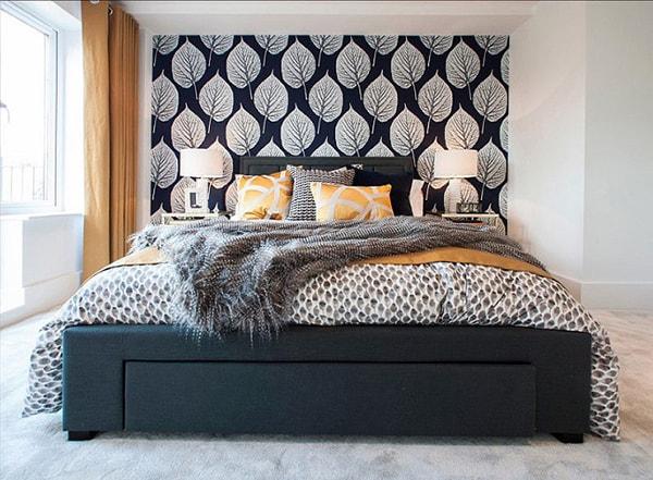 5 gợi ý hay bài trí phòng ngủ ấn tượng