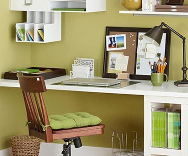 Các mẹo phong thủy trong việc bài trí phòng làm việc tại nhà