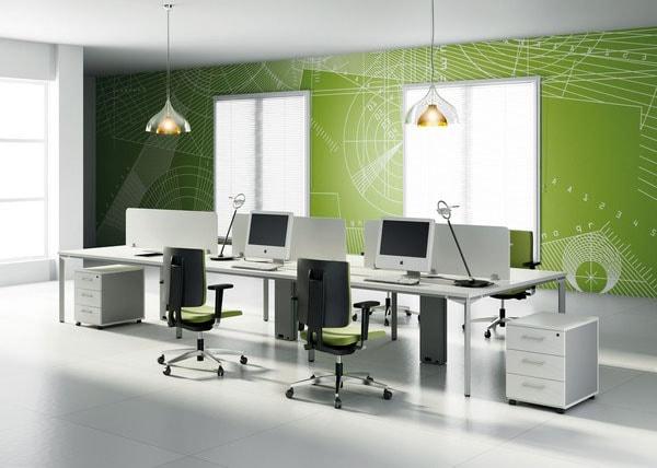 Hướng dẫn chọn màu sơn văn phòng phù hợp