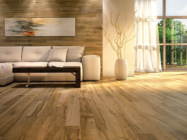 Cách chọn sàn và trần gỗ