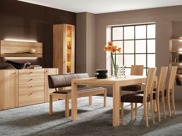 Cách chọn nội thất gỗ phòng khách