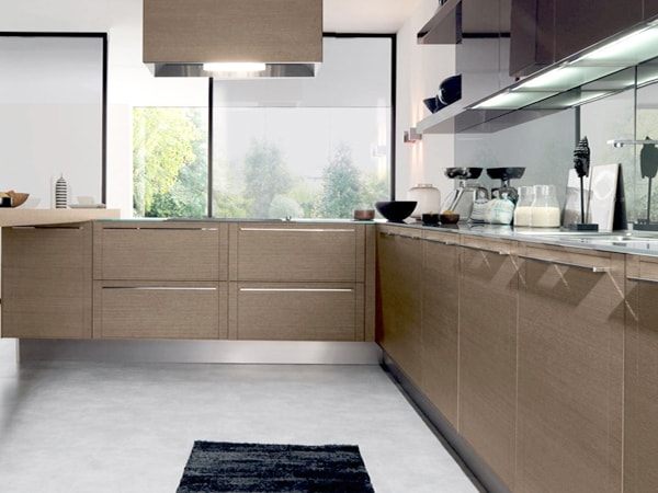 Nên dùng tủ bếp đóng sẵn hay tủ bếp thiết kế?
