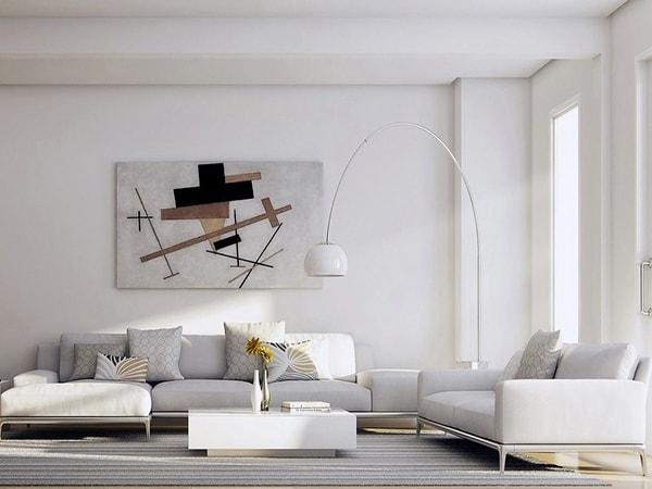 Ưu điểm của thiết kế nội thất tối giản