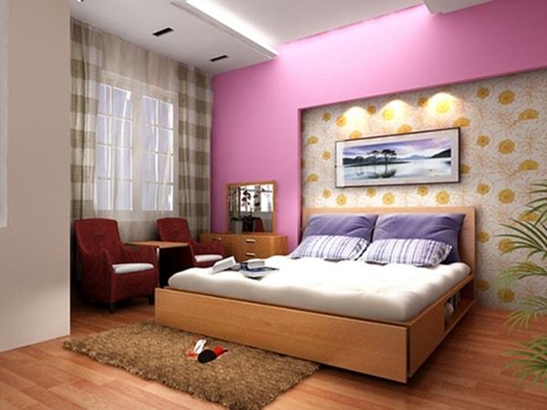 Bố trí nội thất phòng ngủ theo phong thủy và các lỗi cần tránh