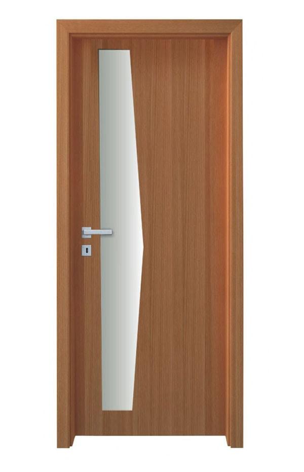 Cửa gỗ Veneer DKCK05