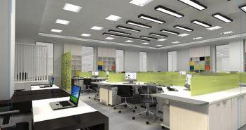Thiết kế văn phòng hiện đại đẹp, hiệu quả cho nhân viên