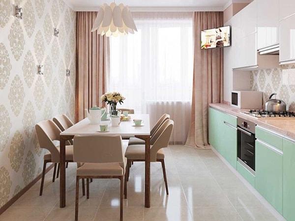 Kiến trúc sư gợi ý 9 mẫu phòng bếp nhỏ đẹp không muốn rời mắt
