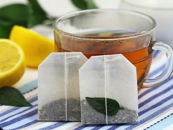 Chống ẩm cho tủ gỗ bằng lá trà