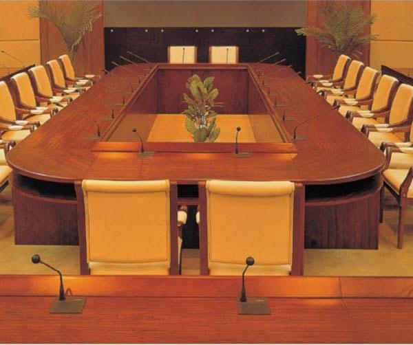 Những quy tắc cơ bản về sắp đặt vị trí ngồi trong phòng họp