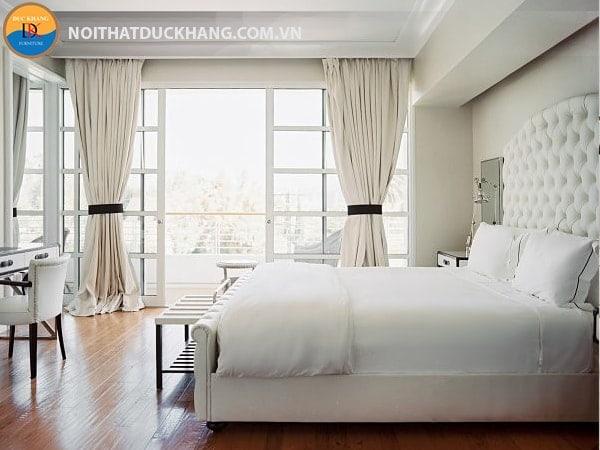 Màu sắc phòng ngủ phù hợp với người mệnh Kim