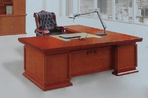 Bộ bàn giám đốc Veneer DT2411V6