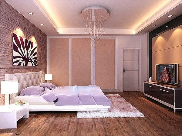 11 điều cấm kỵ cần tránh khi bố trí nội thất phòng ngủ