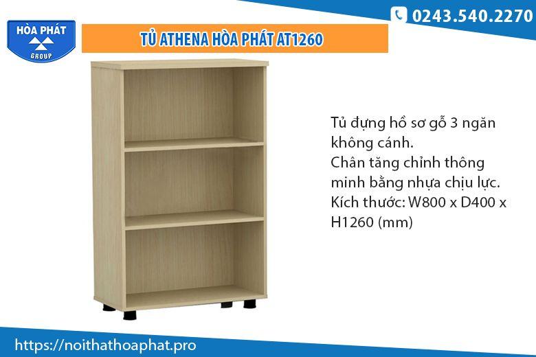 Tủ Athena AT1260 của Hòa Phát