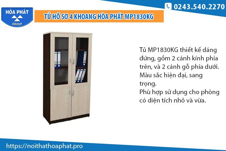 Tủ hồ sơ Hòa PhátMP1830KG