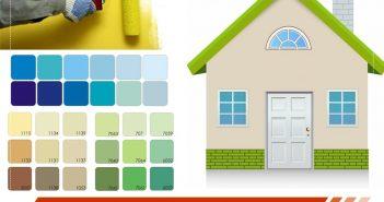 Tuổi Kỷ Tỵ sơn nhà màu gì để thu hút được nhiều vận may?