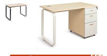 Những mẫu bàn làm việc 1m2 cho văn phòng đẹp năm 2019