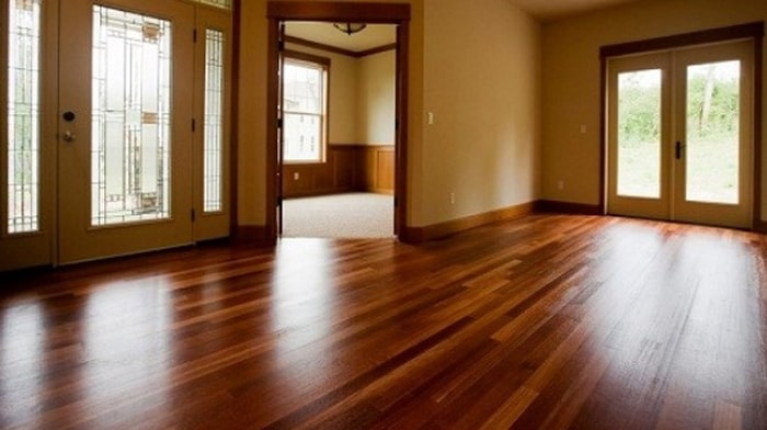 Sàn gỗ công nghiệp gồm có 4 lớp