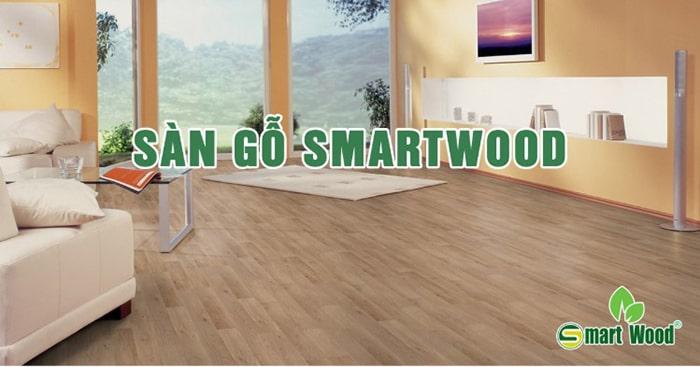 Sàn gỗ Smartwood có độ chịu nước tốt nhất tại Malaysia