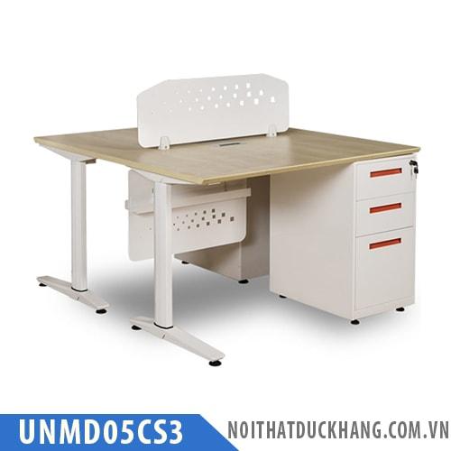 Cụm bàn làm việc UNMD05CS3